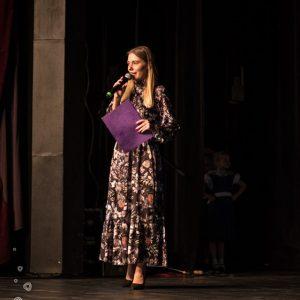 moderátorka Nicole Ars Akademy