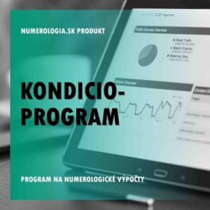 Kondicio-program