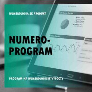 Numero-program