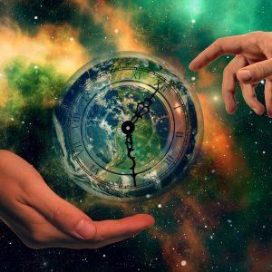 vesmírny čas pre dvoch