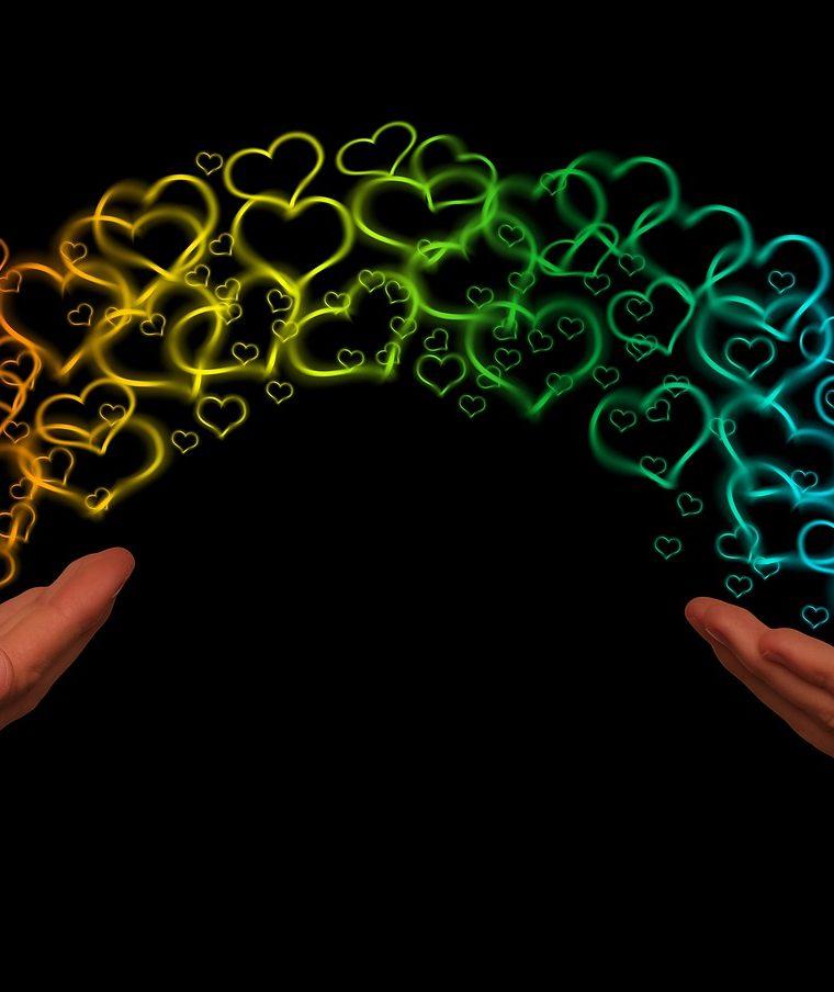 ruky a srdcia