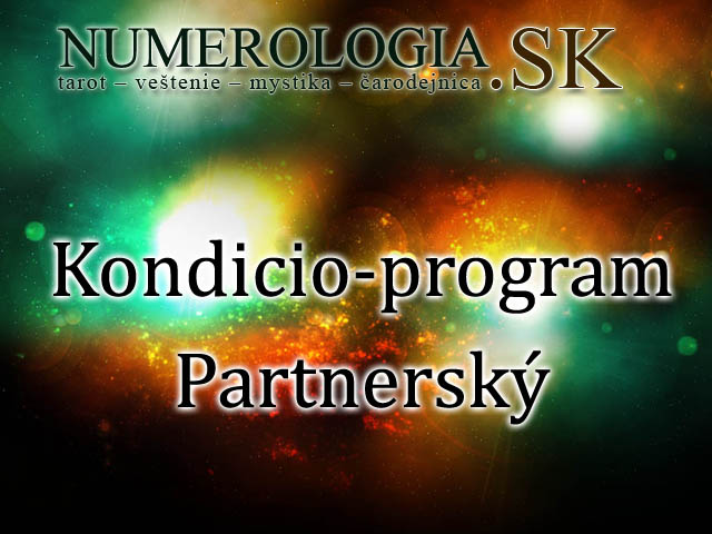 Kondicio-program Partnerský
