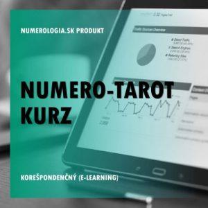 Numero-Tarot Kurz korešpondenčný