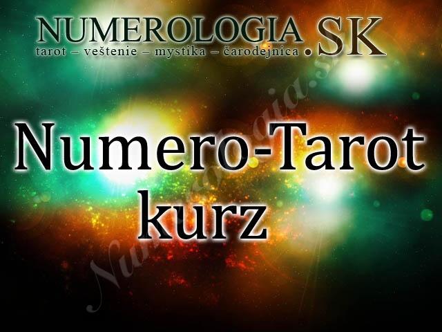 Numero-Tarot Kurz
