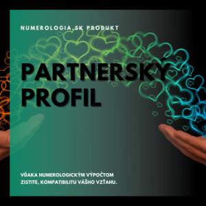 produkt partnerský profil