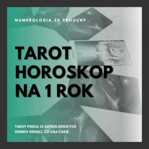 produkt tarot-horoskop na 1 rok