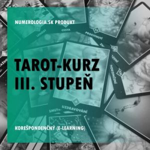 Tarot-kurz III. stupeň