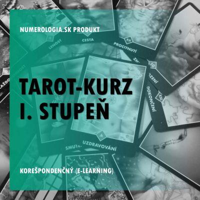 Tarot-kurz I. stupeň